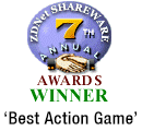 7th Annual Shareware Awards - Best Action Game